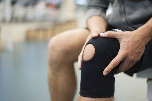 Компресс для уменьшения хруста в колене