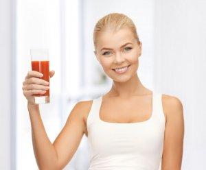 Томатный сок предотвращает депрессию