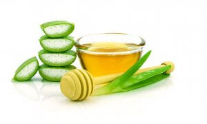 Рецепт компресса от кашля с алоэ и медом