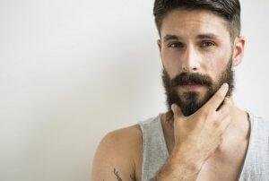 Занятия спортом влияют на рост бороды