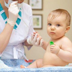 Причина повышения уровня лейкоцитов у ребенка