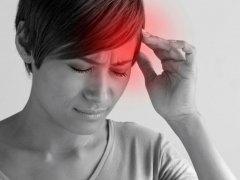 Болит висок слева: не стоит принимать анальгетики