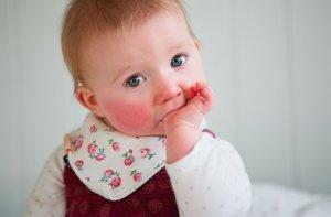 Устранить проявления аллергии у ребенка