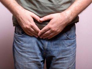 Высыпания на половом органе у мужчины