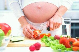 Диета у беременной при сгущении крови