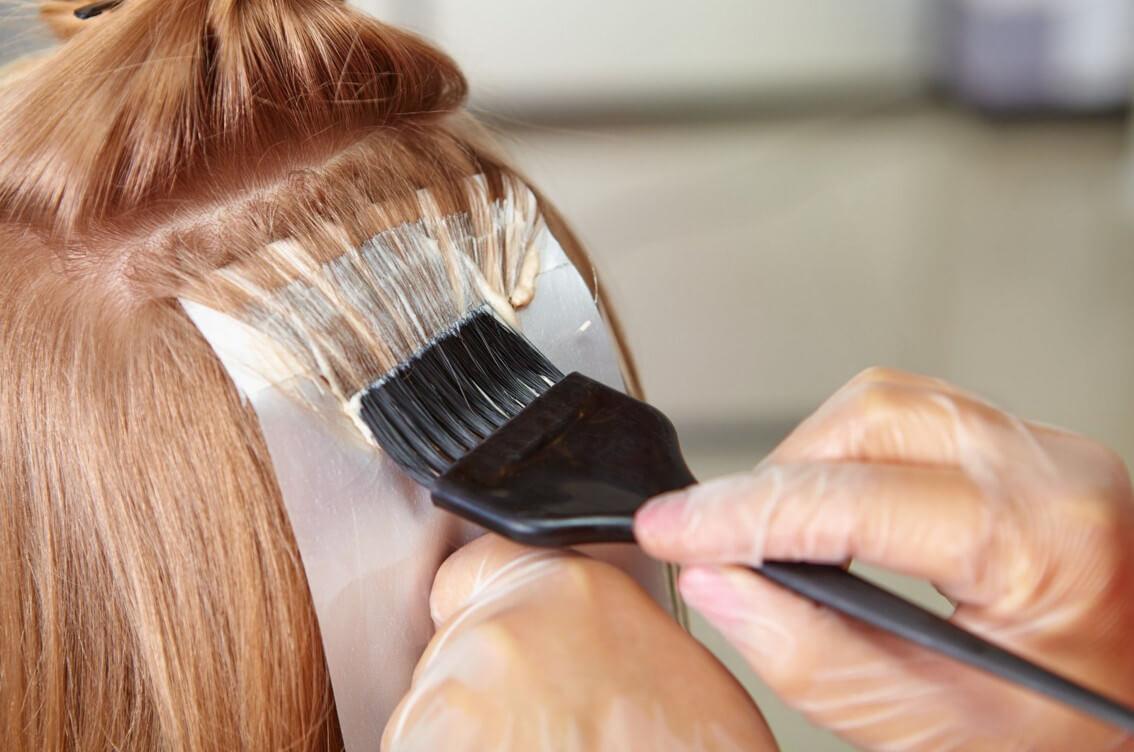 Как смыть с неудачно окрашенных волос краску в домашних 587