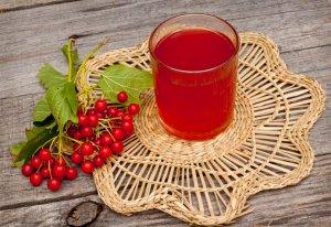 Чай из калины и лекарственных трав