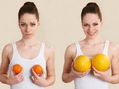 Как быстро увеличить грудь в домашних условиях: способы, доступные каждому