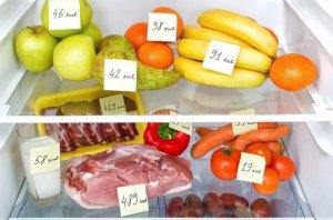 Жиры, белки и углеводы в продуктах питания