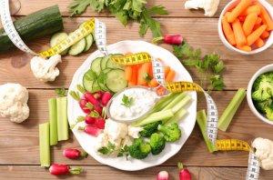 Подсчет количества калорий для похудения