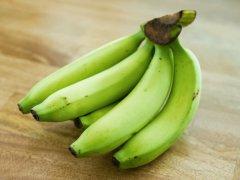 Зеленые бананы: польза, вред и калорийность продукта