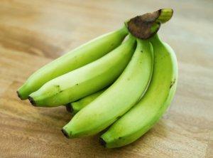 Польза от зеленых бананов