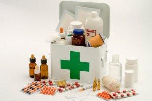 Лекарственные средства в домашней аптечке