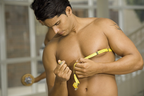 Как сохранить мышечную массу