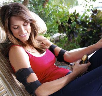Срочные упражнения на бицепс - в помощь женщине
