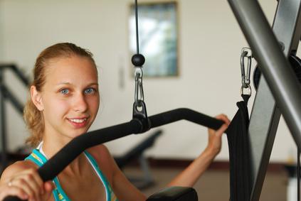 Программа тренировок для похудения и диета
