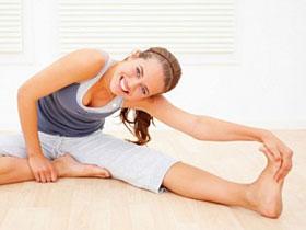 Полезные упражнения для ног в домашних условиях