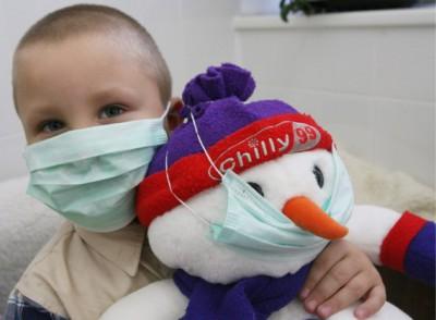 Профилактика гриппа в детском саду