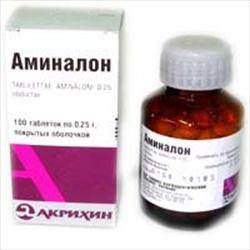 Отзывы об Аминалоне - эффективность, проверенная временем