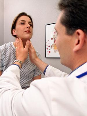Отек шеи при воспалении лимфоузлов