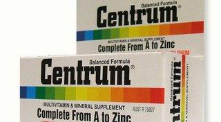 Отзывы о Центруме как сбалансированном витаминном препарате