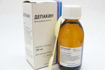Почему сироп Депакин полезен