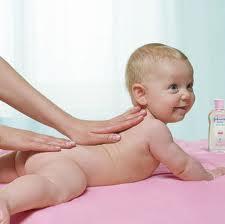 детский массаж на видео