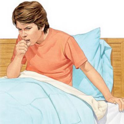 Кашель во время сна – причины и лечение