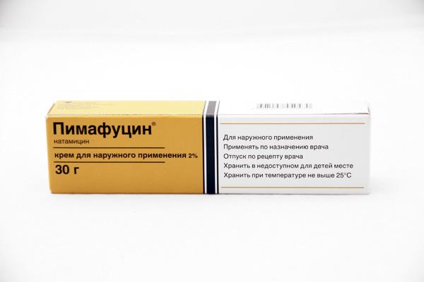 Крем Пимафуцин – защита от грибка