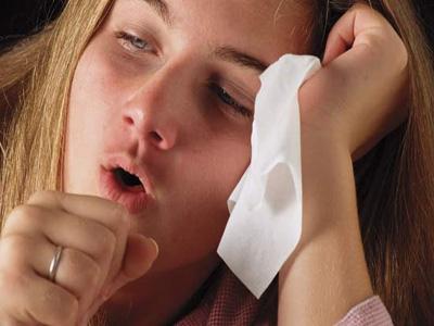 Надрывной кашель - симптом острого заболевания дыхательных путей