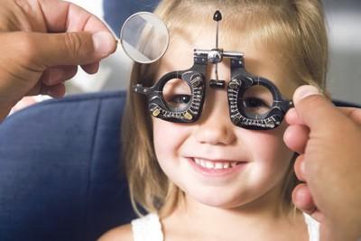 Глазные болезни у детей