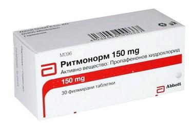 Инструкция Ритмонорма - описание препарата