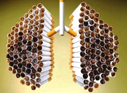 Как проводить очищение легких после курения