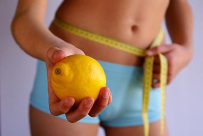 """Ловите """"спасательный круг"""" - диета с лимоном"""