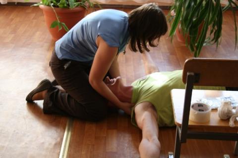 Неотложная помощь при отеке легких