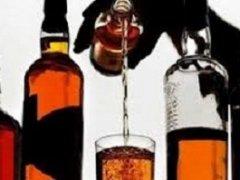 Содержание этилового спирта в алкогольных напитках