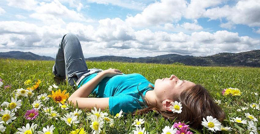 Самое простое средство от бессонницы или как быстро заснуть