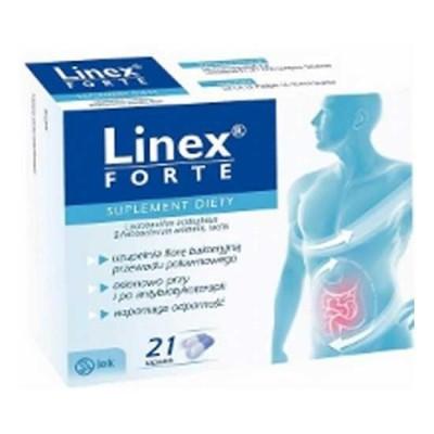 Линекс форте против дисбактериоза. 1:0 в пользу препарата