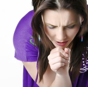 Почему бывает першение при сухом кашле