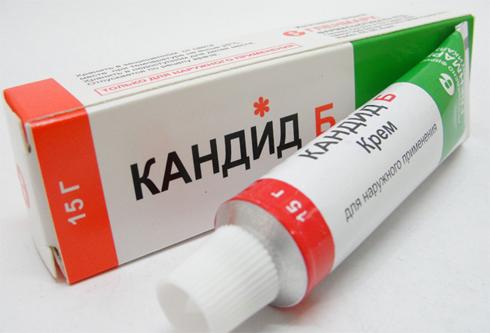 Мазь Кандид – комплексная помощь при грибковой инфекции