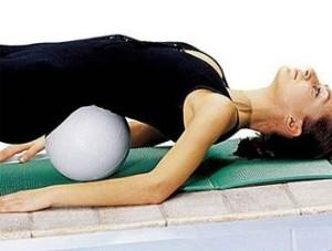 Необходимы упражнения на укрепление мышц спины