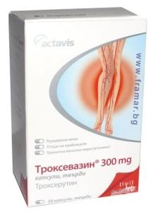 Троксевазин – это препарат, который имеет широкий терапевтический потенциал