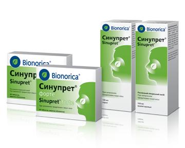 Отзывы потребителей о препарате Синупрет