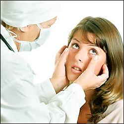 В соответствии с установленной причиной отека назначается адекватное лечение