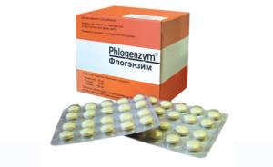Флогэнзим способен ликвидировать уже образовавшиеся тромбы в крови человека