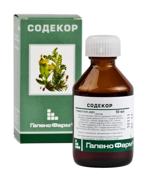 Содекор - препарат с универсальными свойствами