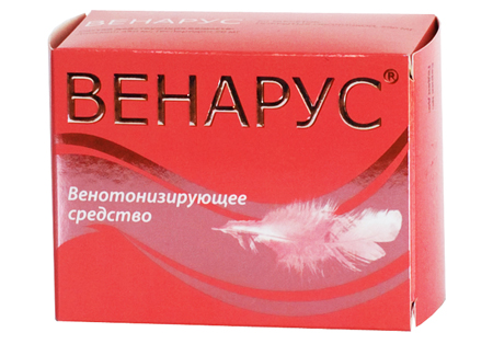 Курс лечения препаратом Венарус поможет решить проблемы с венами