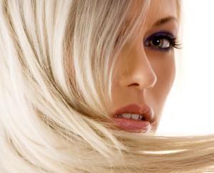 Щадящее осветление волос