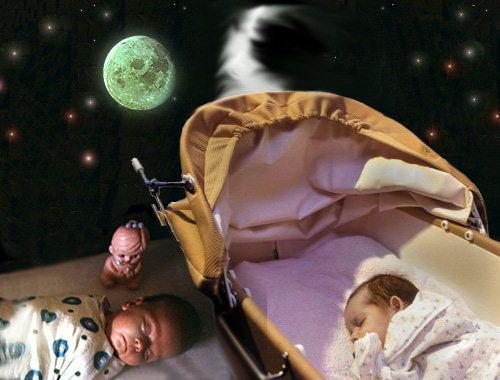 Новорожденный не спит ночью: что делать, чтобы успокоить малыша?
