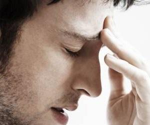 Боль в лобной части головы и глазах может сказать о многом
